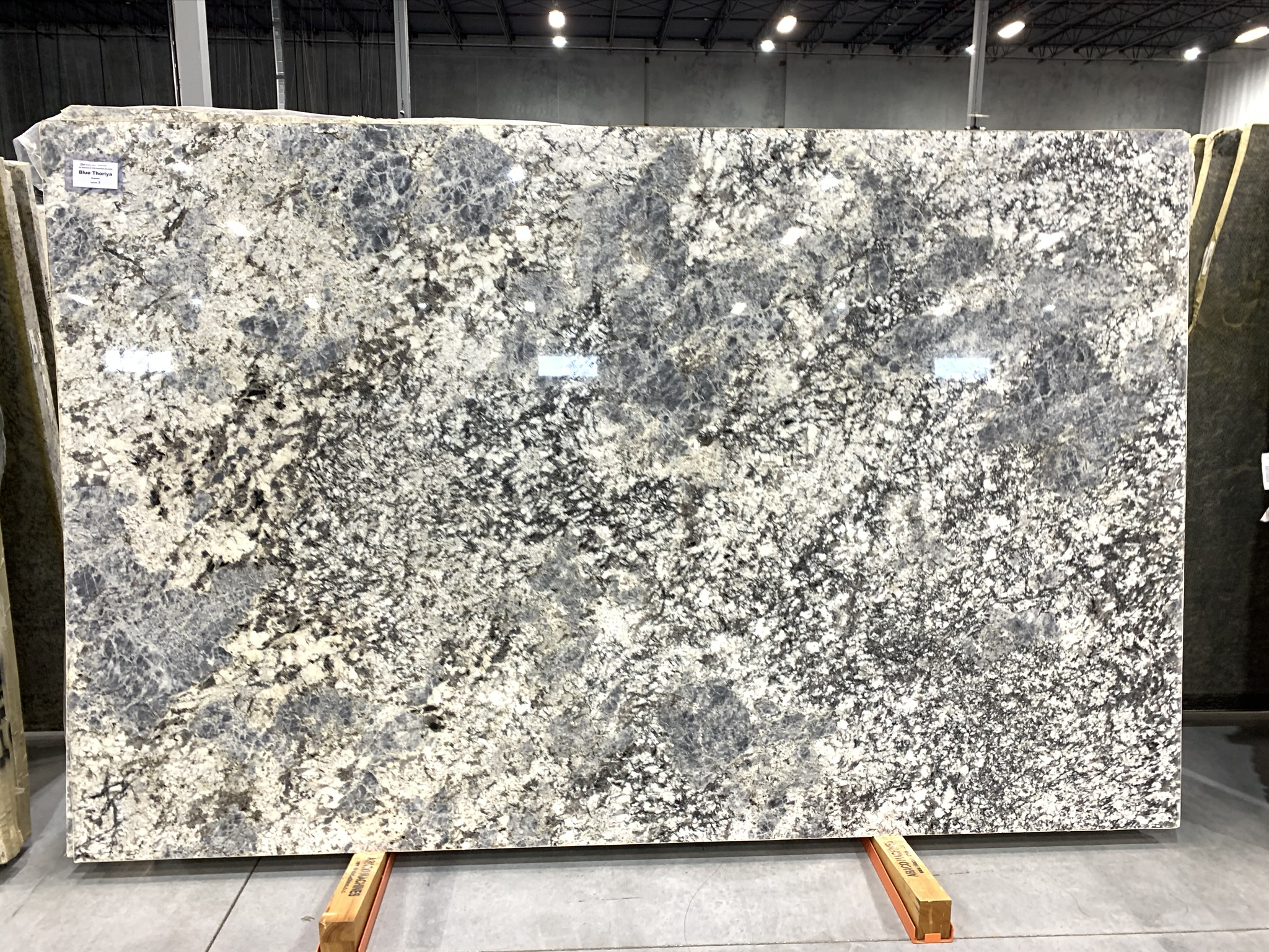 Granite, Marble & Quartz - Blue Thoriya