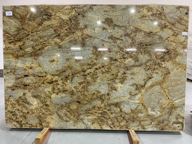 Granite, Marble & Quartz - Golden Crystal