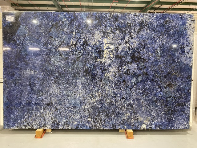 Granite, Marble & Quartz -  Blue Agata