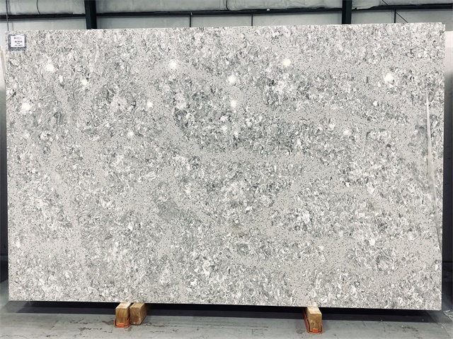 Granite, Marble & Quartz - Quartz: Sea Grove