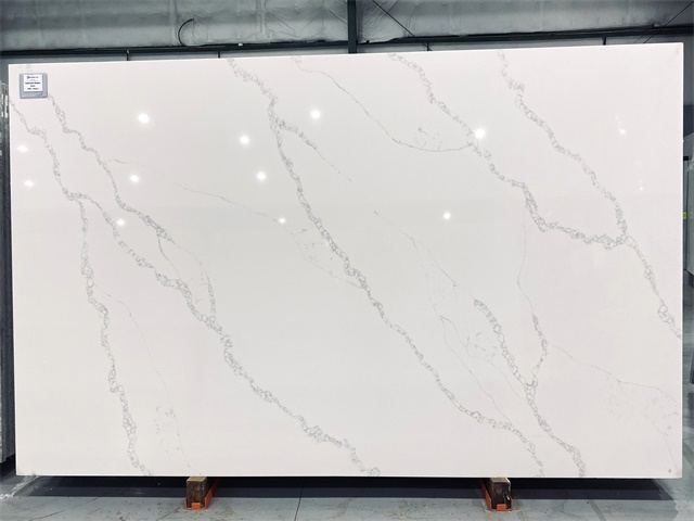 Granite, Marble & Quartz - Quartz: Calacatta Unique