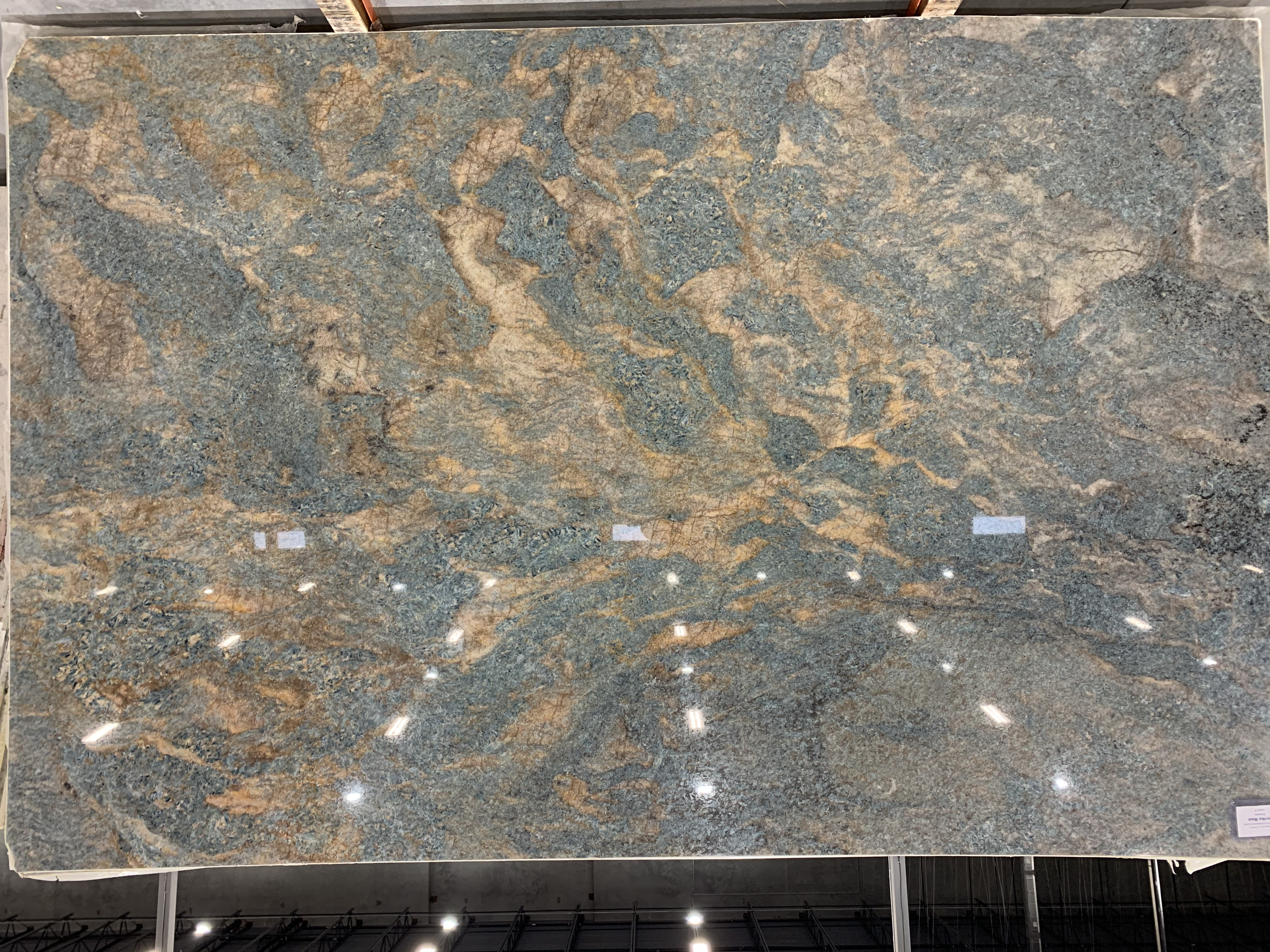 Granite - Jeriba Blue