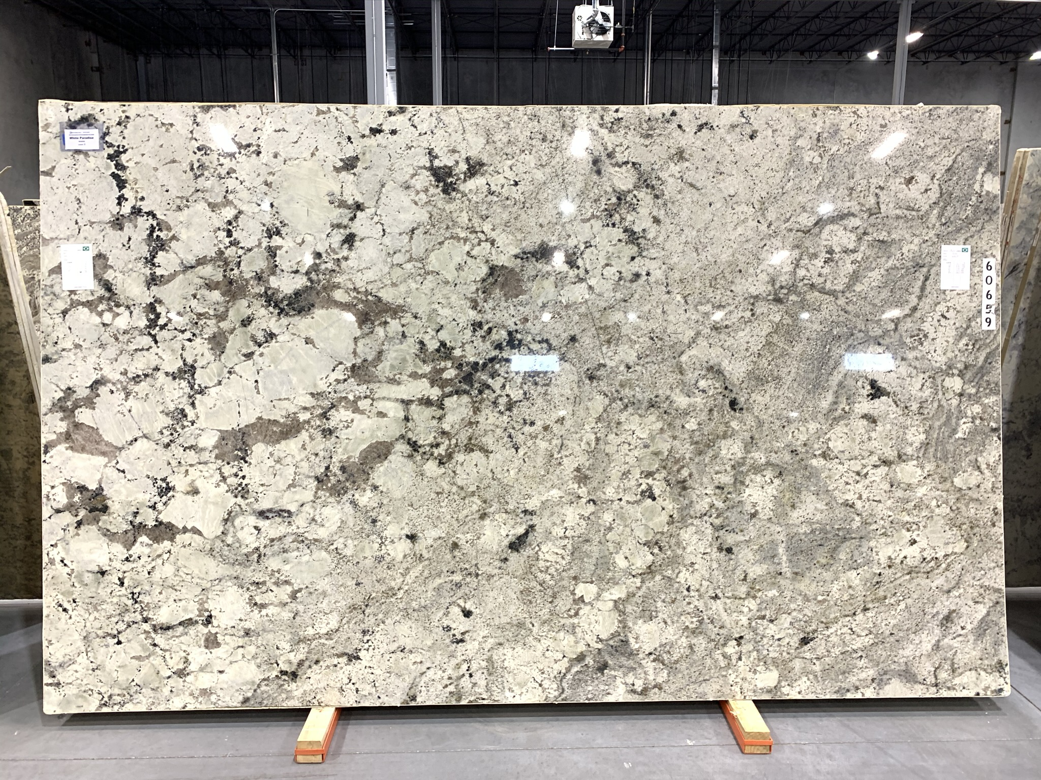Granite, Marble & Quartz - White Paradise